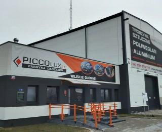 piccolux fabryka daszkow